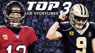 Kurt Warner's Top 3 QB storylines for Divisional Weekend