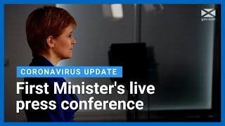 Coronavirus update from the First Minister: 25 January 2021