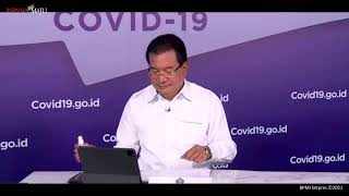 LIVE: Press Statement by National Covid-19 Task Force Spokesman, 14 January 2021