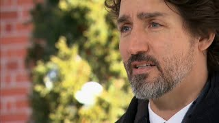 PM Justin Trudeau provides update on federal response to COVID-19 – January 8, 2021