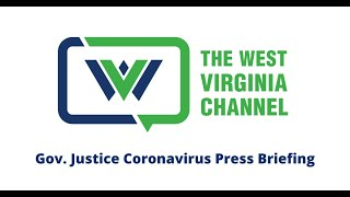 Gov. Justice Press Briefing on COVID-19 Response - January 25, 2021
