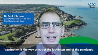Coronavirus in Devon weekly update - 15 January 2021