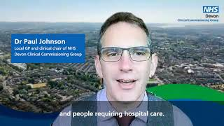Coronavirus update in Devon - 8 January 2021