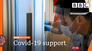 Covid-19: £500 Covid payment 'could boost self-isolation' 🔴 @BBC News live - BBC