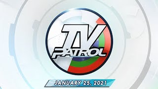 TV Patrol live streaming January 25, 2021 | Full Episode Replay