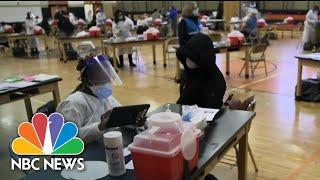 NBC Nightly News Broadcast (Full) - January 23rd, 2021 | NBC Nightly News
