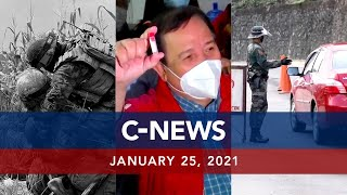 UNTV: C-NEWS | January 25, 2021