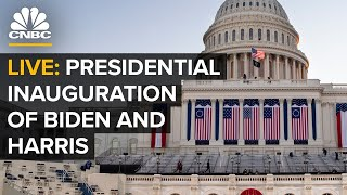WATCH LIVE: The presidential inauguration of Joe Biden and Kamala Harris — 1/20/21