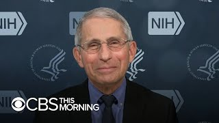 Dr. Anthony Fauci on President Biden's coronavirus response and vaccinations