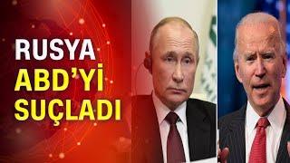 Biden'la Rusya arasında ilk kriz çıktı!