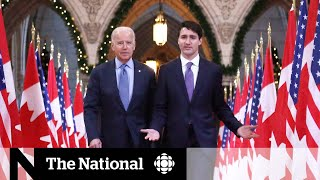 What President Biden's first call with Trudeau means for U.S.-Canada relations