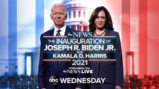 WATCH LIVE: Inauguration Day for President Joe Biden | ABC News Live