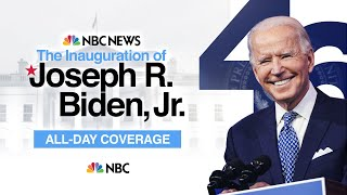The Inauguration Of Joseph R. Biden, Jr. | NBC News