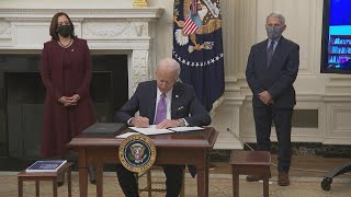 President Biden Delivers Remarks and Signs Executive Orders