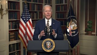 President Biden Speaks To The U.S. Conference Of Mayors