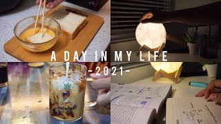 a day in my life in 2021(cooking,cleaning,routine) ||aesthetic vlog✨🇲🇾