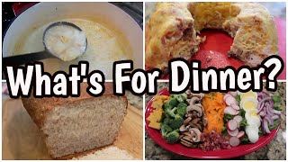 What's For Dinner? Jan 17, 2021 | Cooking for Two | Easy & Delicious Meals