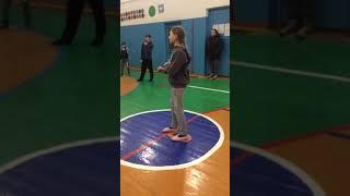 #Taekwondo#Sychevo#Elements of complex technology#Circular Strikes#15 January 2021# 3