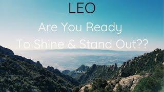"""""""Are You Ready To Shine? 😉"""" 😱🤩 LEO January 2021 (25-31) Weekly Tarot Reading"""