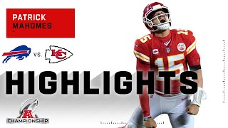 Patrick Mahomes Leads Chiefs Back to the Super Bowl! | NFL 2020 Highlights