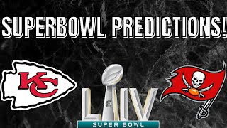 2021 SUPERBOWL PREDICTION! YOU WONT BELIEVE THE PREDICTION!