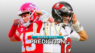 2021 SUPER BOWL PREDICTION!!