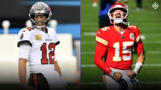Rigged NFL | As predicted, Brady vs. Mahomes in Super Bowl 55 & 12-0 in 2021 Playoffs #Gematria