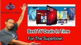 Best TV Deals For Super Bowl 2021