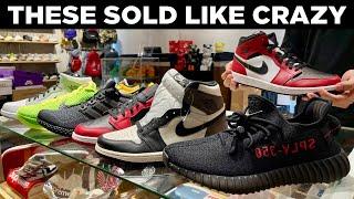 Filipino Sneaker Reseller Shop REVEALS BESTSELLING SNEAKERS of January 2021!