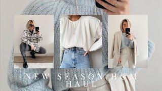 NEW SEASON H&M HAUL | January 2021 | Olivia Rose