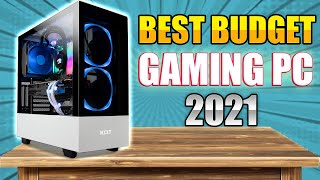 BEST $700 Budget Gaming PC BUILD January 2021🎁!