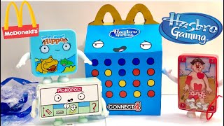 McDonald's Hasbro Gaming Happy Meal Toys January 2021