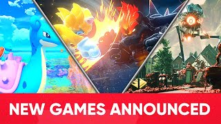 24 New Games Announced Nintendo Switch Week 3 January 2021 Reveal & Release January Nintendo Direct