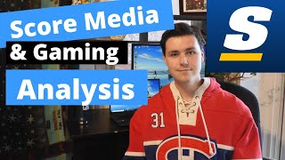 Stock Analysis - Score Media & Gaming Inc. (SCR TSCRF) January 2021