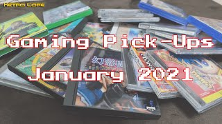 Gaming Pick Ups - January 2021