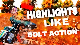 HIGHLIGHTS LIKE BOLT ACTION || mega op gaming 22 January 2021