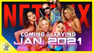 Your Complete NETFLIX Guide (January 2021) Everything Coming to & Leaving Netflix | Flick Connection