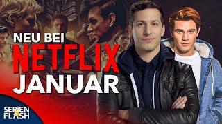 Serien: Neu bei Netflix im Januar | SerienFlash
