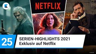 25 Netflix Serien-Highlights in 2021: Neue Serien & Staffeln