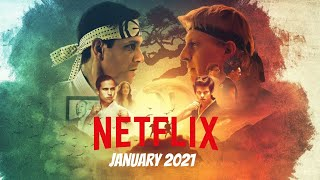 Netflix BEST New Releases In January 2021 Series & Movies (Hindi Dubbed Also)