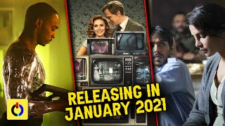 10 Great Movies & Series Coming To Disney+, Netflix & HBO Max In January 2021