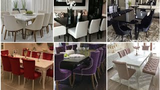 Top 80 Modern dinning table designs 2021#Zari vlog fashion and beauty#