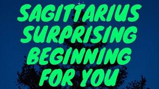 SAGITTARIUS - SURPRISING BEGINNING FOR YOU | JANUARY 25-31 | TAROT