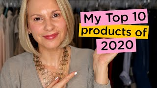 Top 10 beauty and skincare products of 2020
