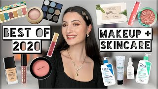 BEST MAKEUP & SKINCARE OF 2020 | My Favourite/ Most Used Beauty Products of 2020