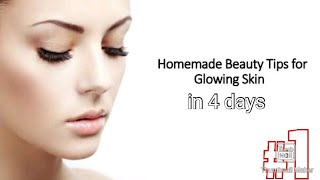 new best beauty tips 2021 for glowing skin||