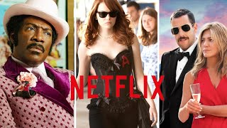 TOP 10 NETFLIX COMEDY MOVIES 2021