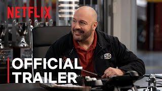 The Crew | Official Trailer | Netflix