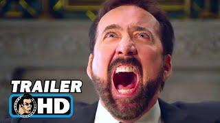 HISTORY OF SWEAR WORDS Trailer (2021) Nicolas Cage Netflix Series