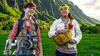 FINDING 'OHANA Official Trailer (NEW 2021) Netflix Original Adventure Movie HD